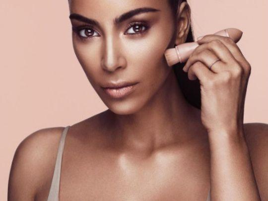 cosmetique kim kardashian