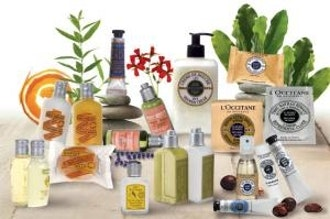 cosmetique l'occitane