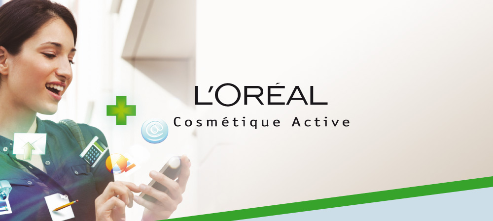 cosmetique l'oreal