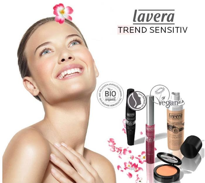 cosmetique lavera