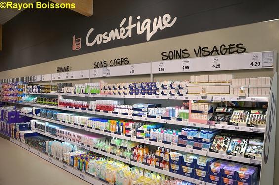 cosmetique lidl