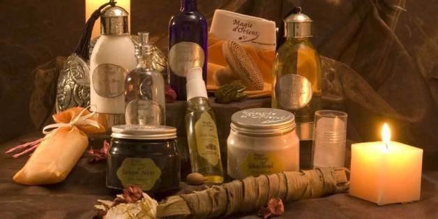 cosmetique marocain