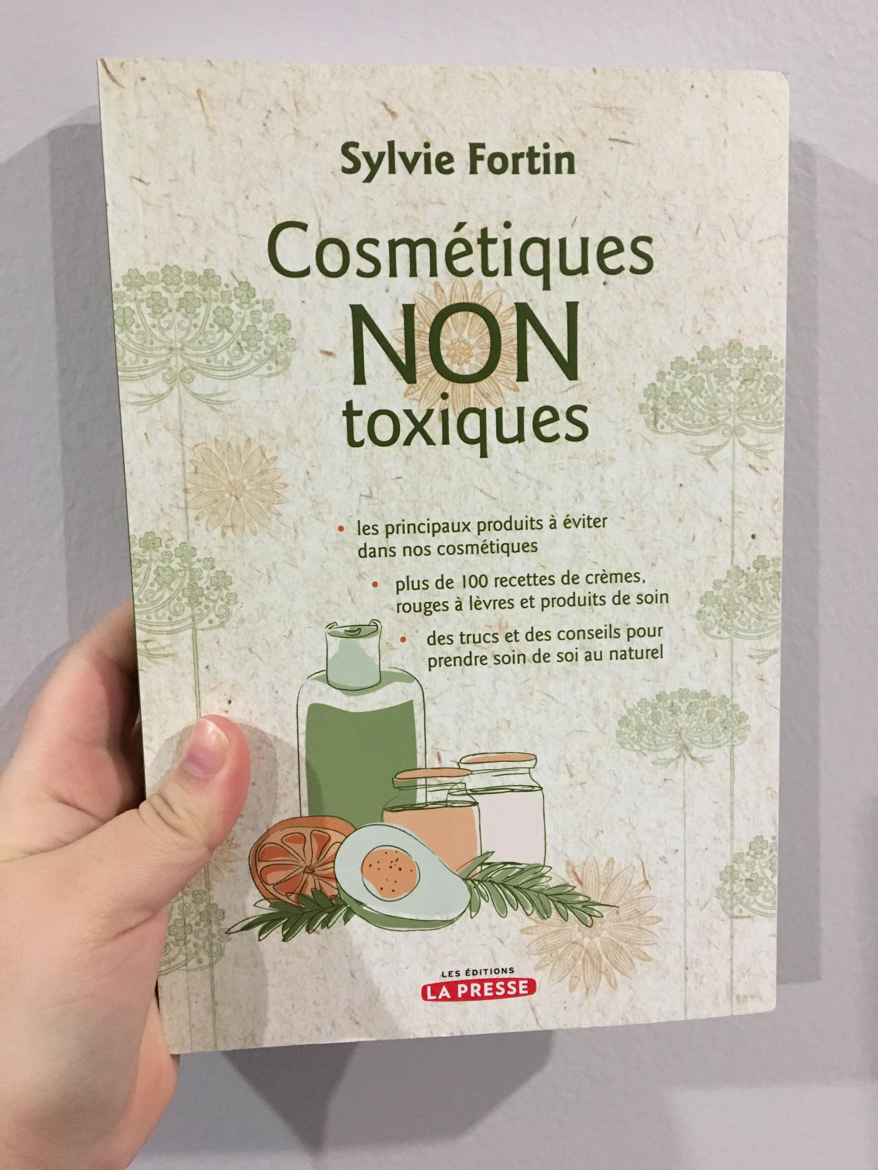 cosmetique non toxique