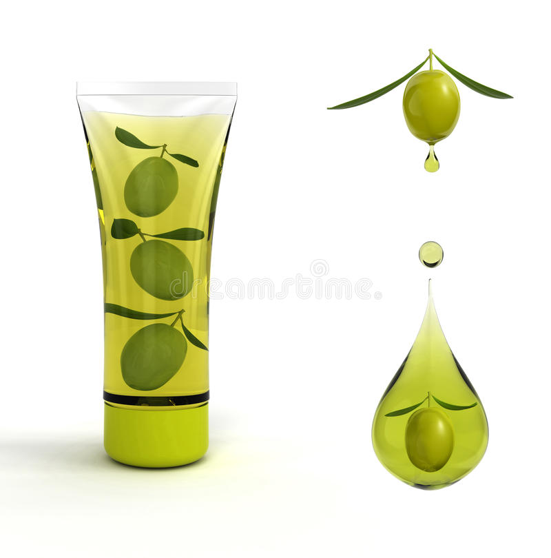 cosmetique olive