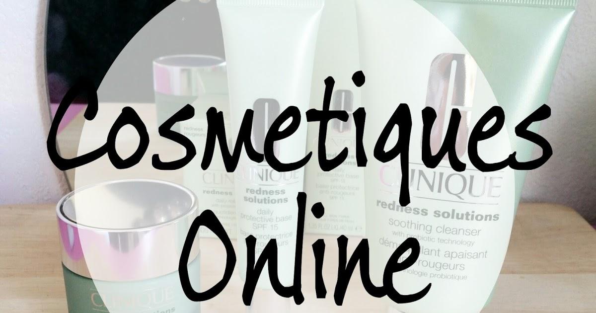 cosmetique online avis