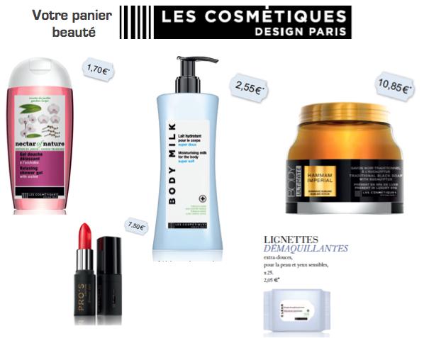 cosmetique paris