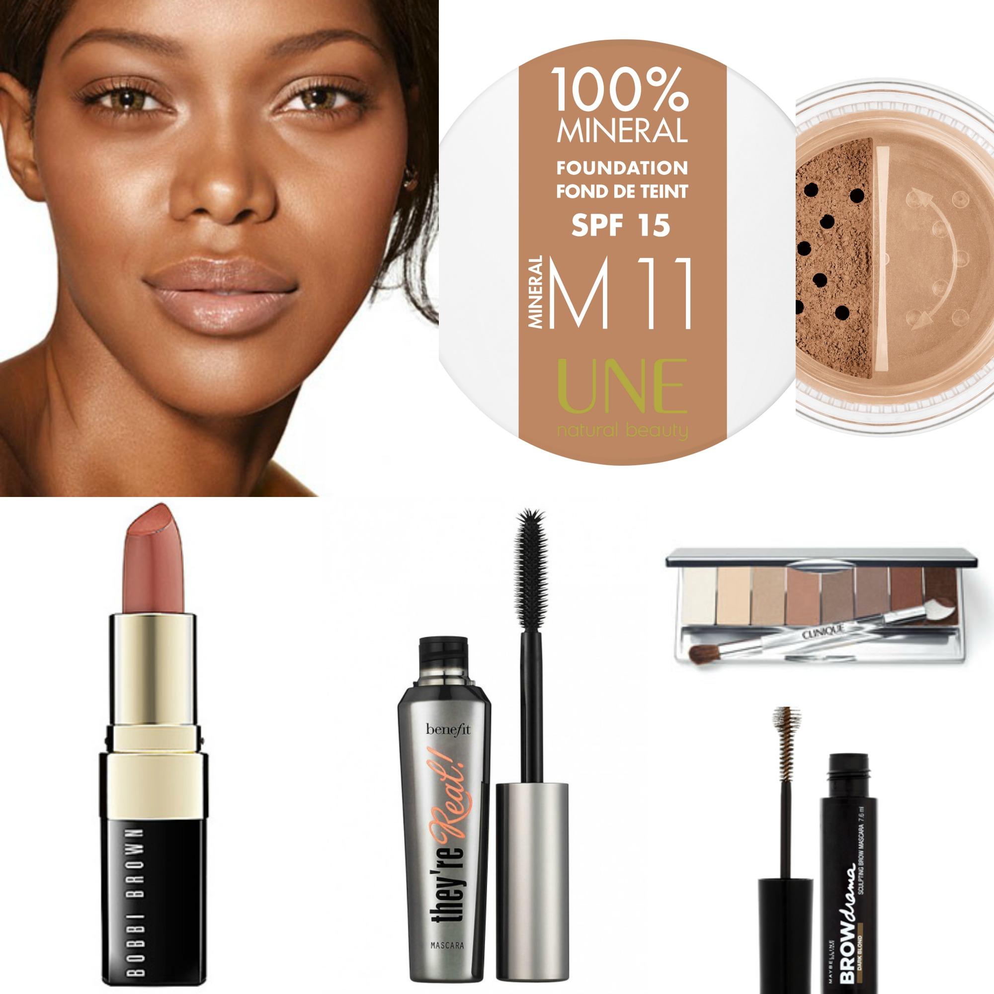 cosmetique peau noire