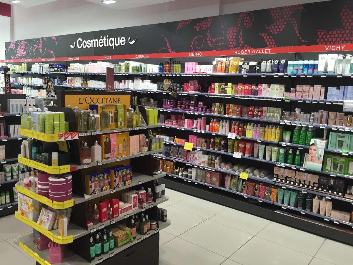 cosmétique pharmacie