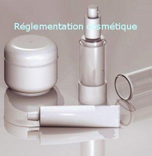 cosmetique reglementation