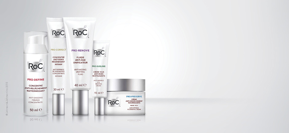 cosmetique roc