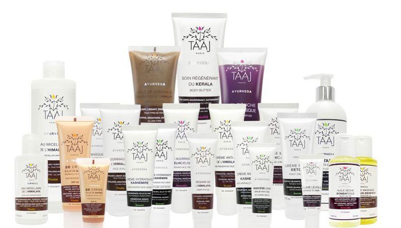 cosmetique taaj