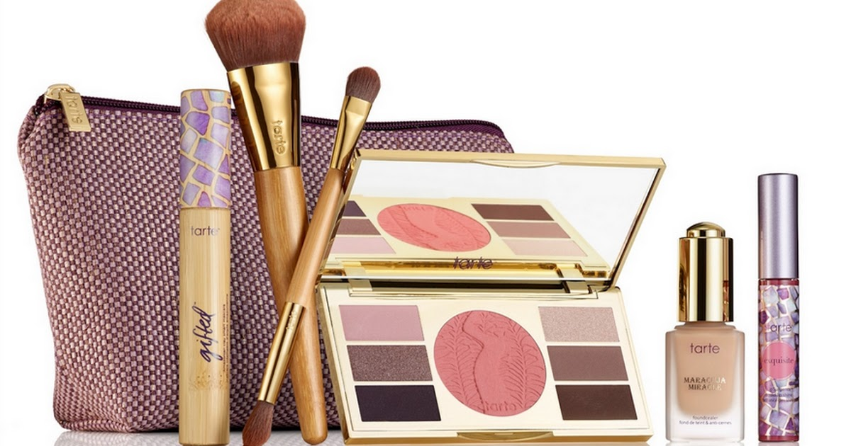 cosmetique tarte