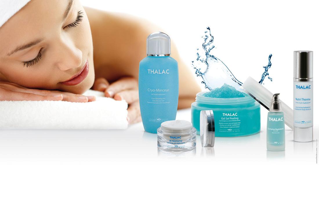 cosmetique thalac