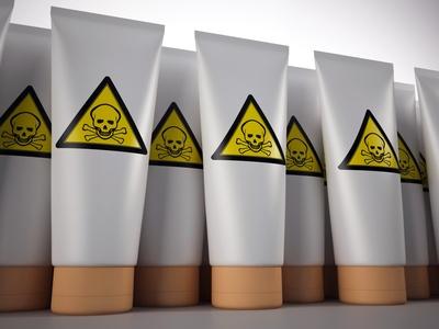 cosmetique toxique