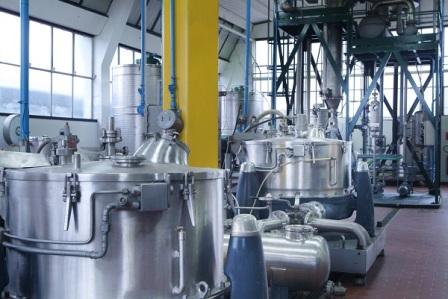 cosmetique usine