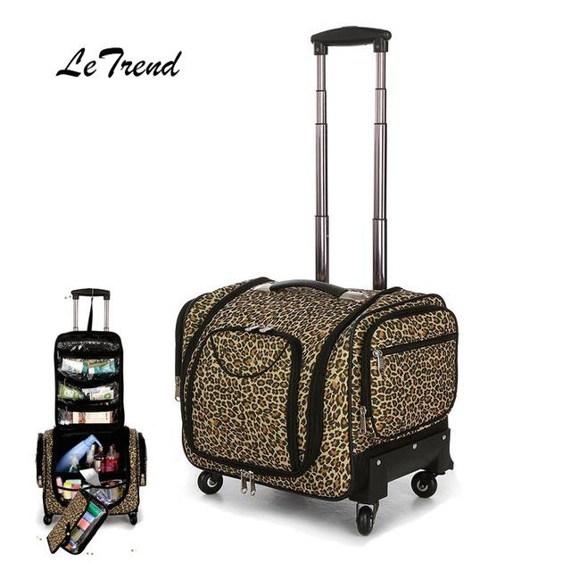 cosmetique valise cabine