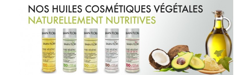 cosmetique vegetal