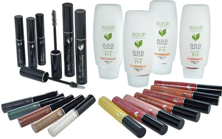 cosmetique zorah